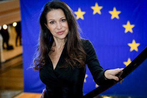 Kappel saß von 2014 bis 2019 für die Freiheitlichen im Europäischen Parlament. Sie soll sich nun selbst zur Geldspende geäußert haben. European Union 2018/EP/Christian Creutz