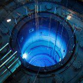 Licht aus im Atomkraftwerk Mühleberg