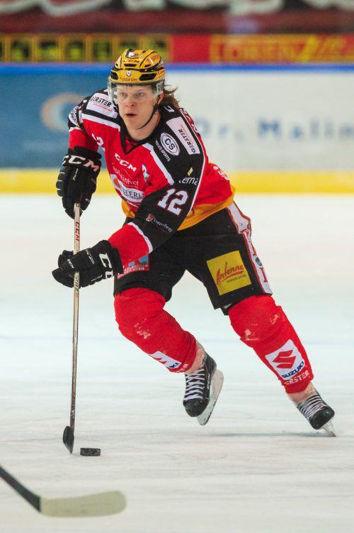 Kevin Puschnik sicherte der VEU die beiden Punkte.VN-Stiplovsek