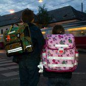 Kinder im Straßenverkehr zunehmend gefährdet