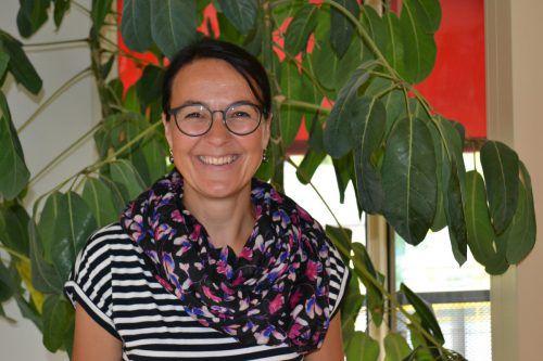 Kornelia Czitschatge bietet umfassende Hilfestellungen. BI