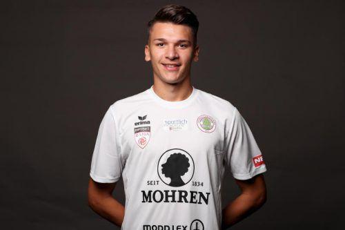 Krnjic wechselt zum VfB Hohenems.Verein