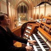 Weihnachtskonzert mit sinfonischer Orgelkunst