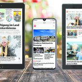 Exklusive Weihnachtsaktion: VN-Digital plus Gerät nach Wahl