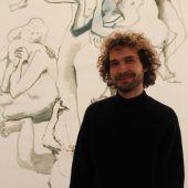 Berchtold-Kunstpreis geht an Lorenz Helfer