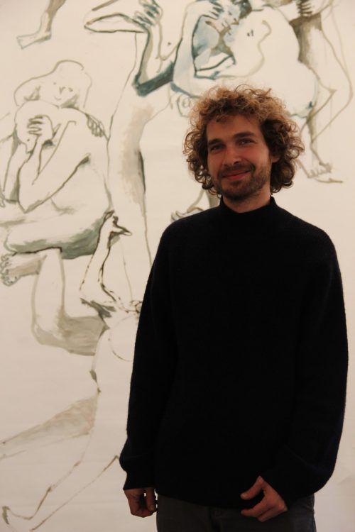 Lorenz Helfer bekam den mit 5000 Euro dotierten Preis. ag