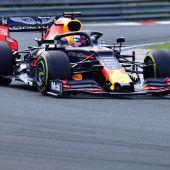 Zahlen zur Formel-1-Saison 2019