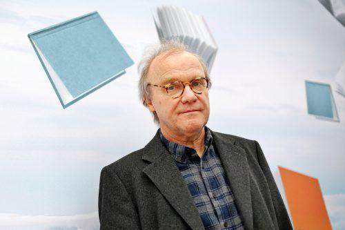 Michael Köhlmeier hat zuletzt ein Buch mit Märchen herausgebracht. dpa