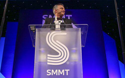 Mike Hawes ist Chef des britischen Autoverbandes SMMT. Caddick/AP