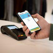 Einfach bezahlen mit dem Handy