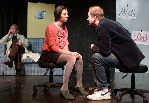 """Mit """"Spurlos"""" hat das Theater der Figur ein anregendes Stück für Menschen ab zwölf Jahren realisiert. TdF"""