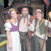 Heidi als bezauberndes Familien-Musical