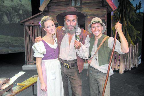 """Nostalgie pur: Am Montag, 1. Juni 2020, gastiert """"Heidi – Das Musical"""" im Festspielhaus Bregenz.andreas tischler"""