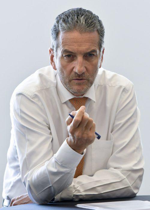 Novomatic-Chef Harald Neumann verkauft den Anteil an den Casinos. APA