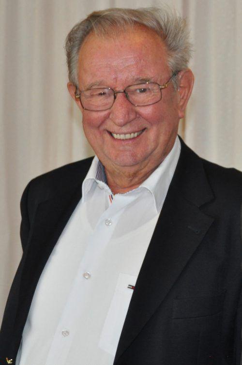 Oswald Hämmerle ist 80-jährig verstorben. Chorverband