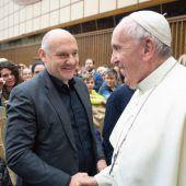 Kennelbacher zu Besuch beim Papst in Rom