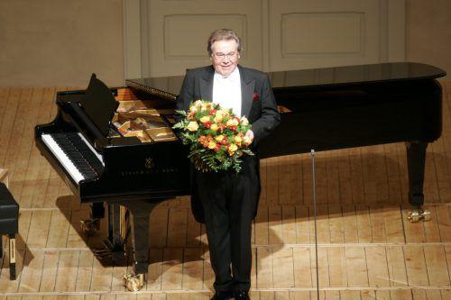 Peter Schreier prägte die Schubertiade mit wie kaum ein anderer. Schubertiade