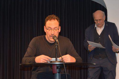 Der 17. Feldkircher Lyrikpreis ging an den deutschen Autor Lars-Arvid Brischke. cro