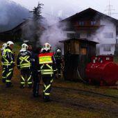 Brandalarm in der Liftstation