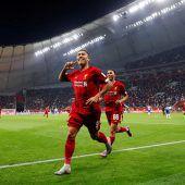 Liverpool scharf auf die Krone