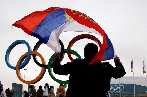 Russland darf als Nation unter anderem nicht an den beiden Olympischen Spielen in Tokio 2020 (Sommer) und Peking 2022 (Winter) sowie an Major-Sport-Events (Olympischen Jugendspiele und Weltmeisterschaften) teilnehmen.AFP