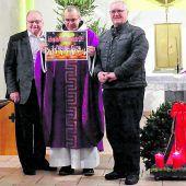 Adventangebot im Franziskanerkloster