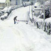Schneeräumen – aber richtig