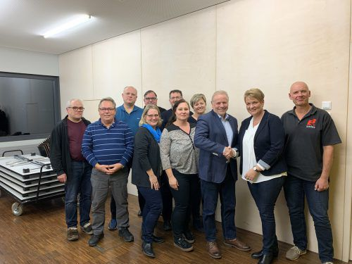 Schneider möchte Blum ins Bürgermeisteramt nachfolgen. FWG
