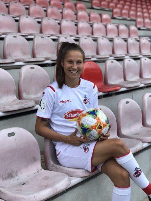 Schnell hat Sabrina Horvat nach ihrem Wechsel von Bremen nach Köln ihren Platz im Team gefunden. Im Frühjahr geht es darum, die gesteckten Ziele zu erreichen.Privat