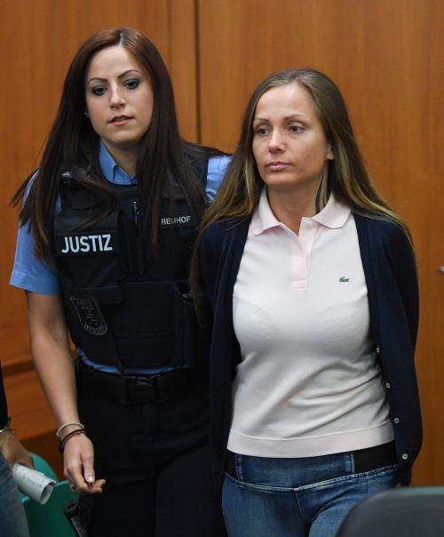 Schwesta Ewa wurde im Februar zu zweieinhalb Jahren Haft verurteilt. DPA