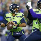 Fünfter Sieg in Folge für Seattle
