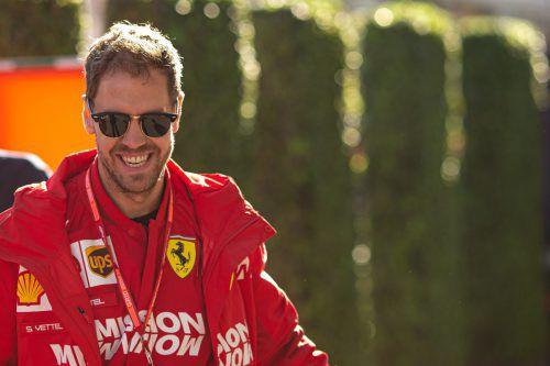Sebastian Vettel kann sich gut vorstellen, mit Greta Thunberg essen zu gehen.Gepa