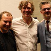 Jazz zwischen den Jahren mit dem C-Jazz Trio am Arlberg