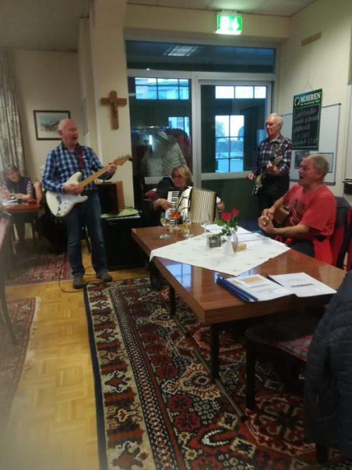 Sing- und Spielnachmittag mit dem Seniorenring Lustenau.seniorenring lustenau