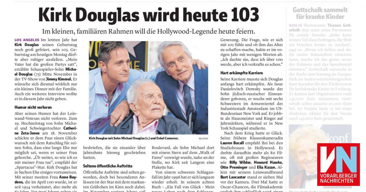Douglas Nachrichten