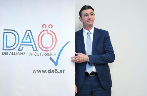 Strache-Anhänger Baron gründete mit zwei weiteren Mandataren eine Partei. APA