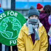 Thunberg mahnt weiter vor Klimakrise