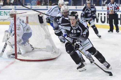 TPS Turku aus Finnland setzte sich gegen die ersatzgeschwächte Russen durch.AP