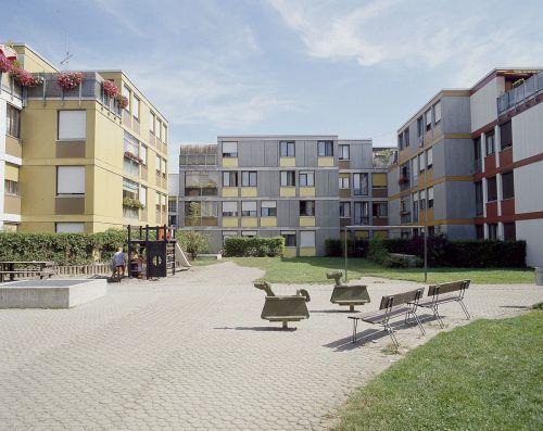 Um die Rückführung der Attraktivität der Bregenzer Achsiedlung musste schwer gerungen werden bzw. wird immer noch gerungen. Spiluttini