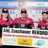 Zuschauerrekord bei der VEU Feldkirch brechen