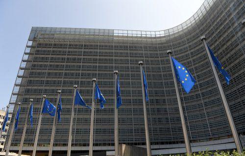 Vertreter der Bundesländer der Westachse haben ein gemeinsam betriebenes Büro in der EU-Zentrale im Auge.VN