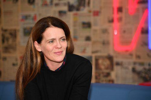 Vöslauer-Geschäftsführerin Birgit Aichinger ist mit dem Geschäft in Vorarlberg sehr zufrieden. VN/Lerch