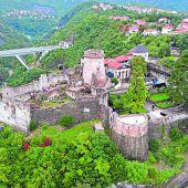 Kultur in der Burg Trsat