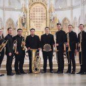 Chormusiker vom Blasorchester