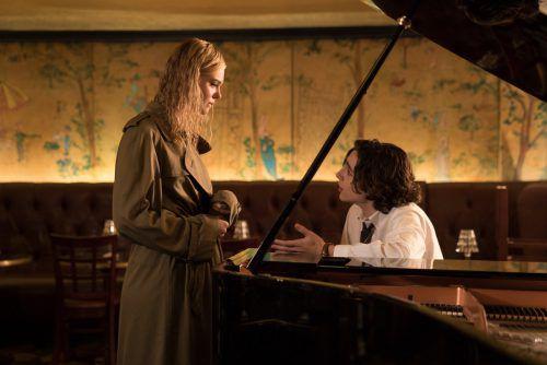 Welles will mit seiner Flamme Ashleigh ein Romantikwochenende in New York verbringen. Frenetic Films
