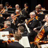 Symphoniker freuen sich über die Arbeit mit Sobotka