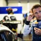 Christian Klien findet Platz in GT-Open