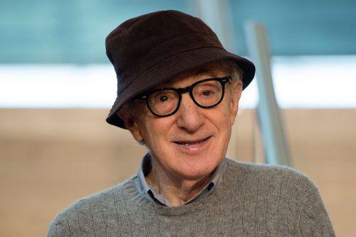 Woody Allen hatte Amazon auf umgerechnet 62 Millionen Euro verklagt. AFP