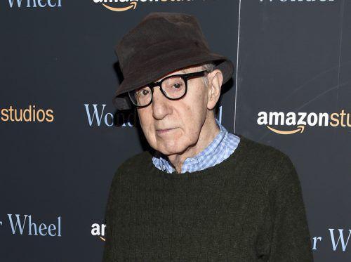 Woody Allen war 24 Mal für einen Oscar nominiert. Viermal erhielt er die Auszeichnung. AP
