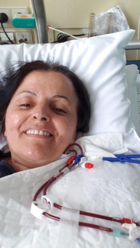 Zehra Surul kämpfte mit ungebrochenem Optimismus gegen die Krankheit an.